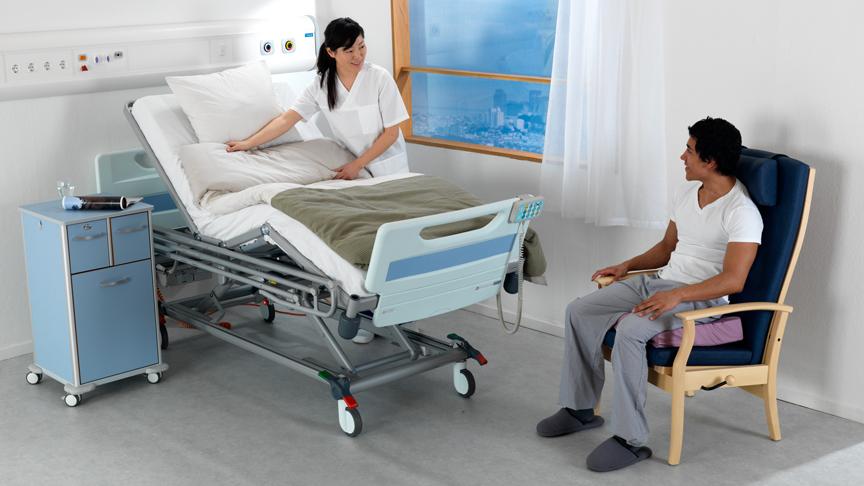 Hasta Yatağı Kartal