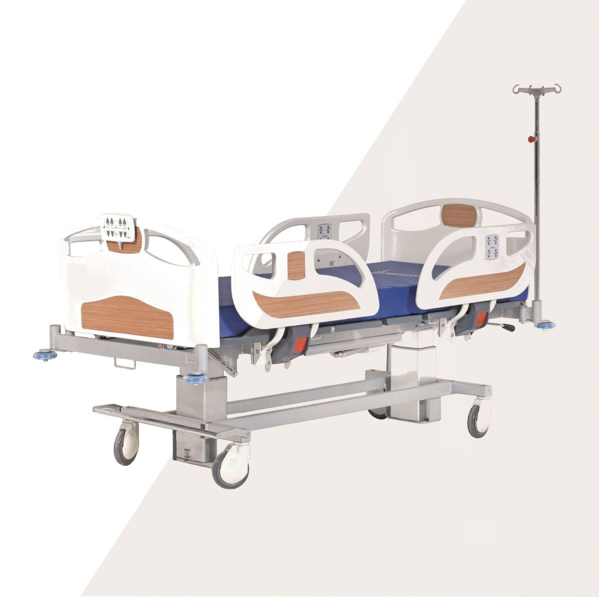 3 Motorlu Hasta Yatağı Kiralama