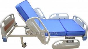 Full Abs Dual Hasta Yatağı